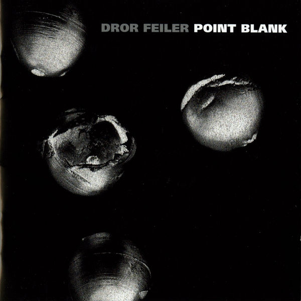 Dror Feiler Point Blank cd album cover