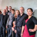 Ensemblen Gageego! i Göteborgs konserthus. Foto: Johan Stern