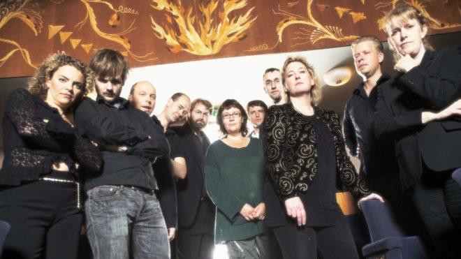 Gageego! en la Gotemburgo sala de conciertos