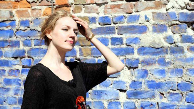 Karin Hellqvist, violinsolist