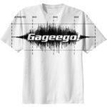 A t-shirt fitting for a cutting edge ensemble for modern music.
