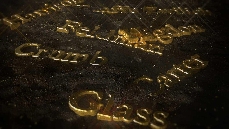 När vi gräver guld i USA