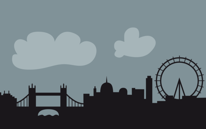 London-silhouette