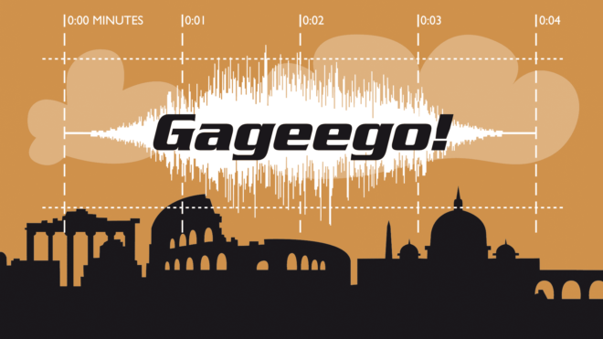 Gageego! A Tale of Four Cities: Rome