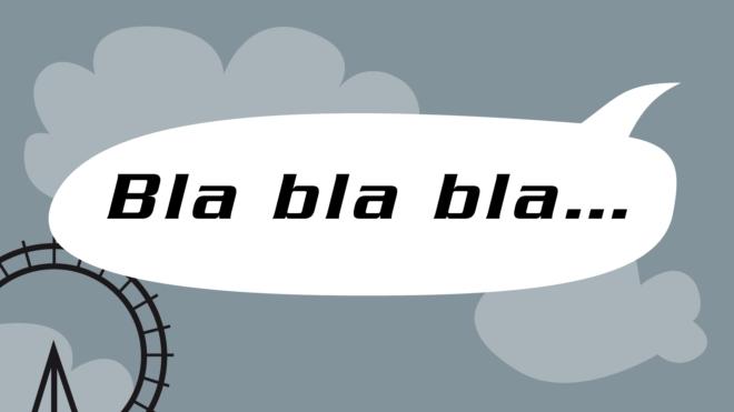 Tonsättarsamtal: Bla bla bla...