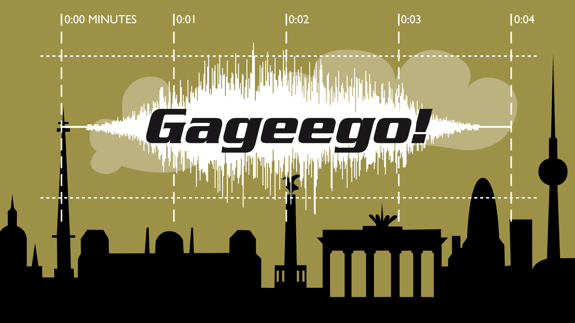 Gageego! A Tale of Four Cities: 4. Berlin