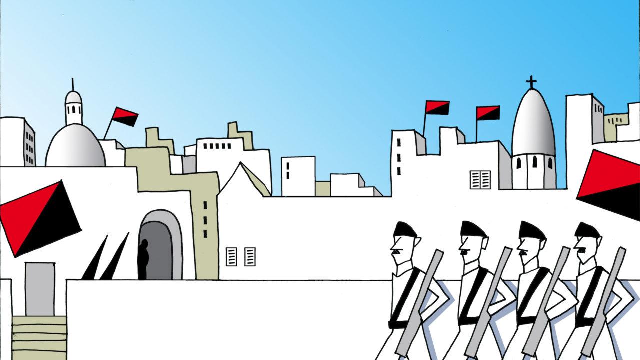 Konflikternas klanger: Madrid
