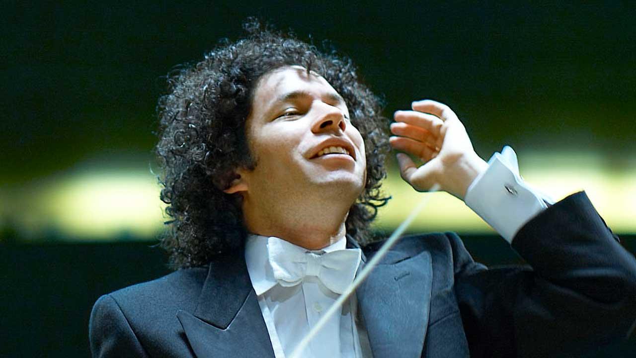 Gustavo Dudamel, foto: Anna Hult