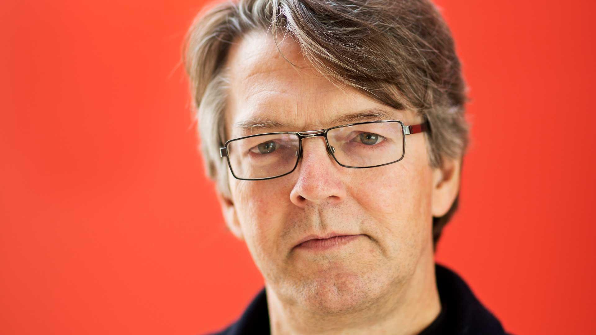 Anders Hultqvist, foto: Johan Wingborg, Göteborgs universitet