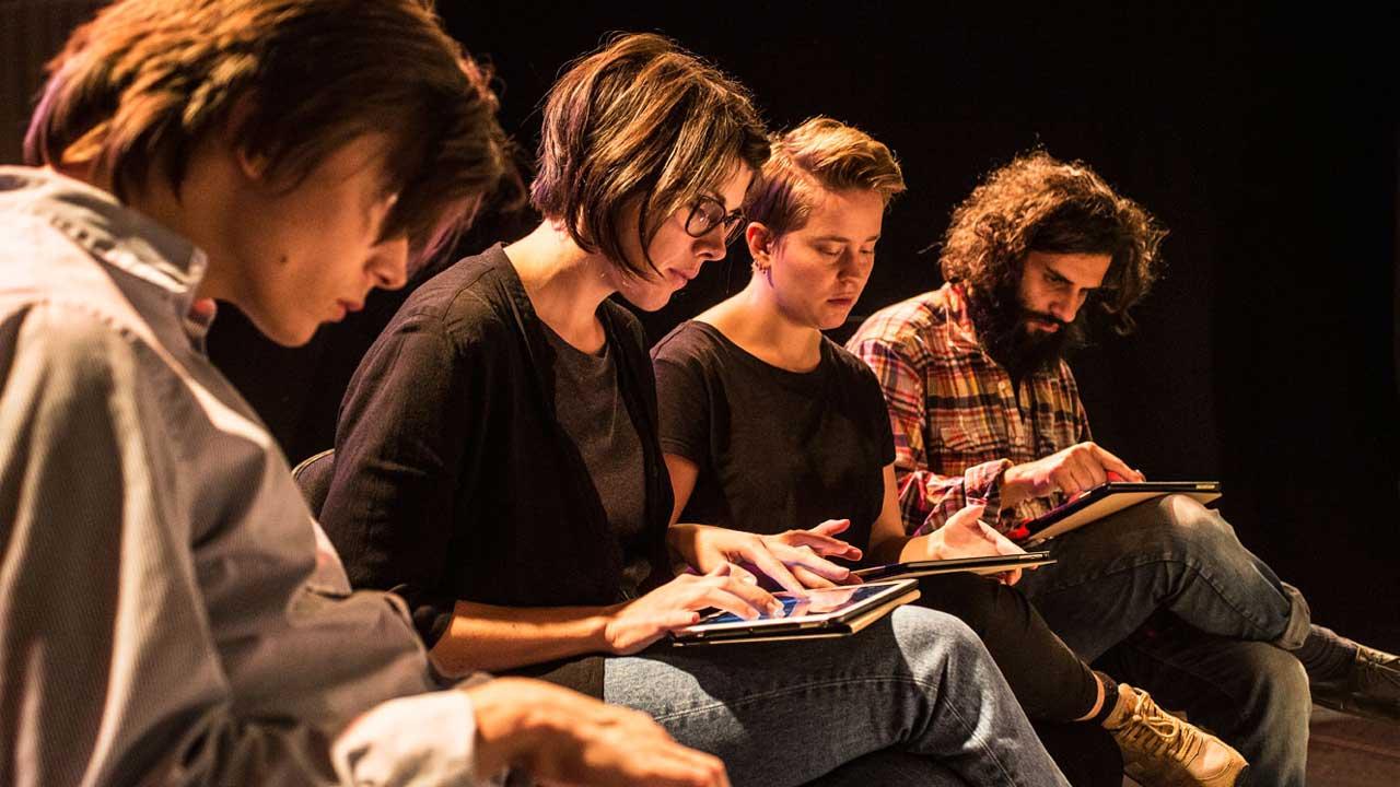 Ensemblen Elefantöra, foto: Tilo Stenge
