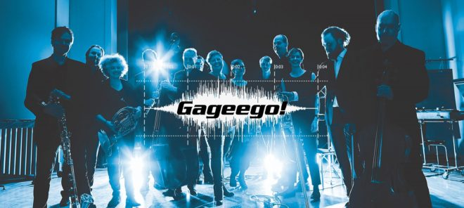 Gageego! i Stenhammarsalen