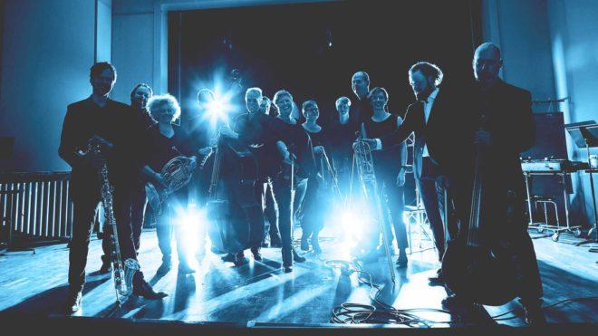 Gageego! Foto: Anna Hult för Göteborgs Symfoniker