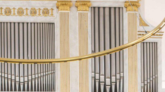 Orgel i Göteborgs domkyrka