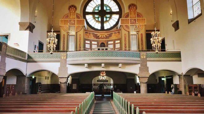 Göteborgs internationella orgelfestival 9-18 oktober 2020