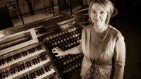 Ligita Sneibe, organist
